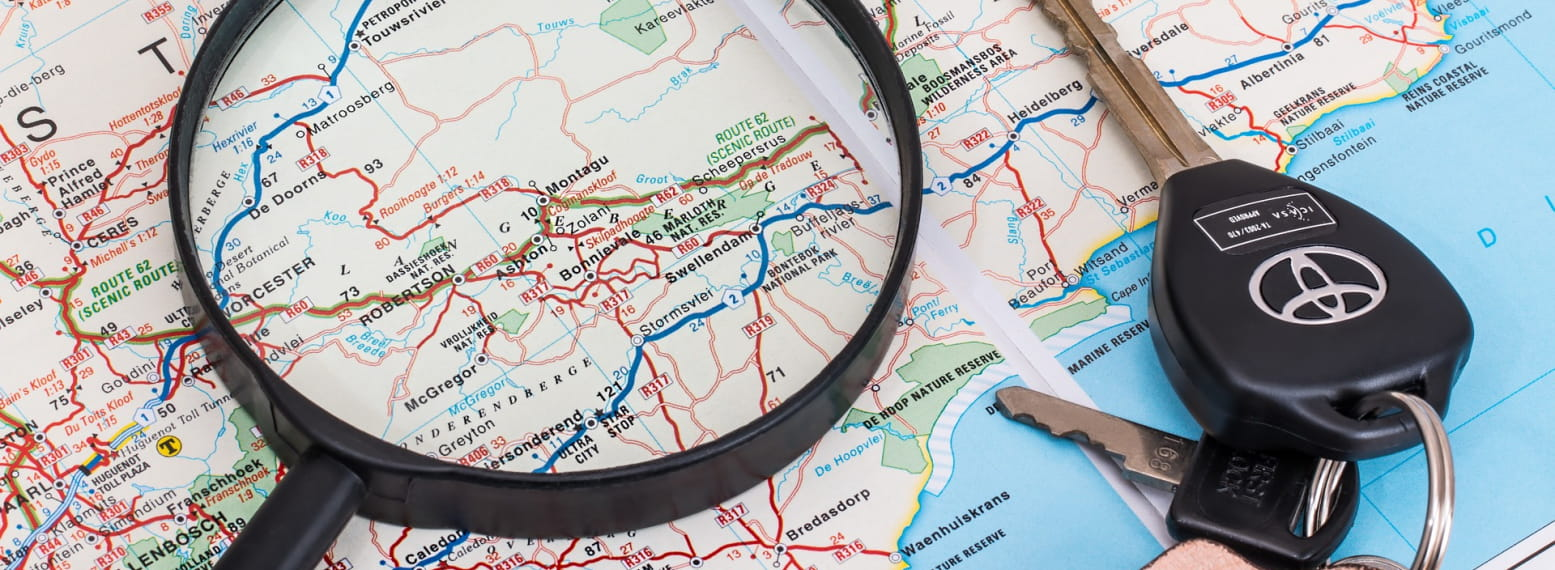 Location voiture et location vélo