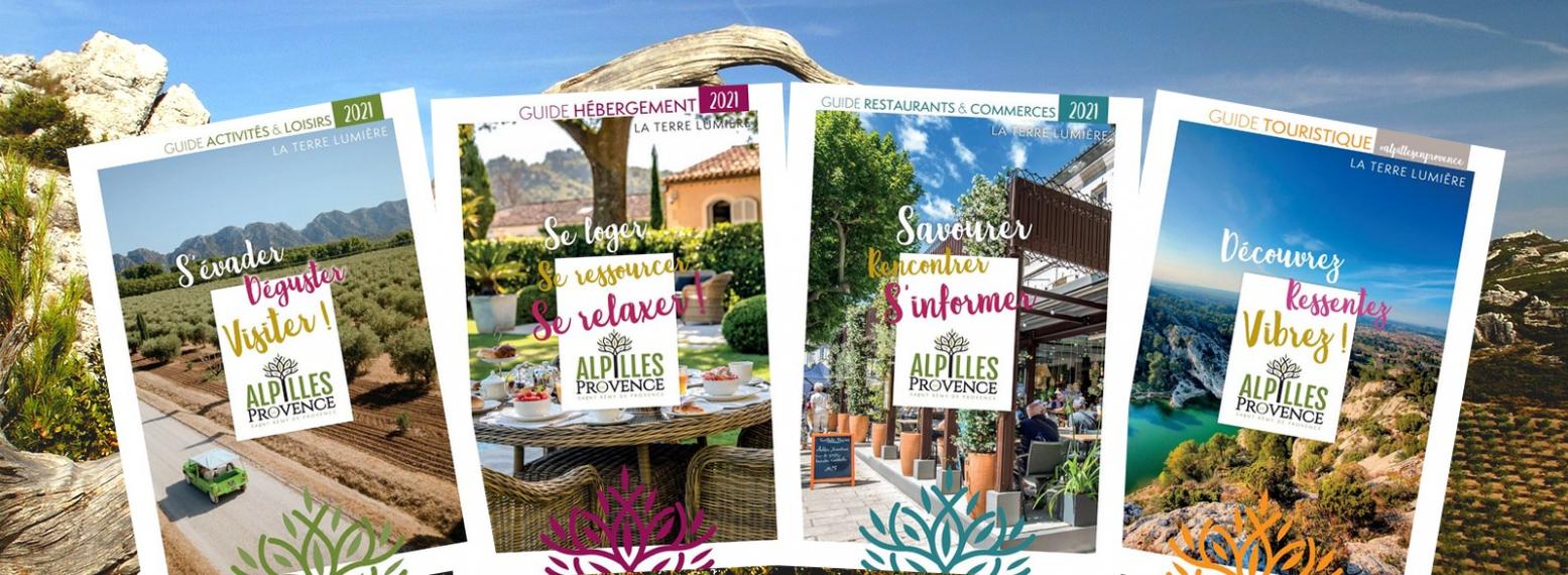 Montage brochures