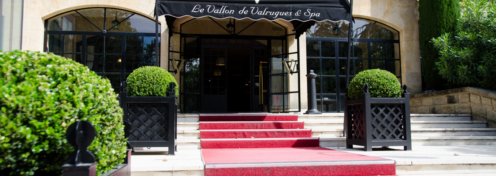 Hôtel le Vallon de Valrugues & spa à Saint-Rémy-de-Provence