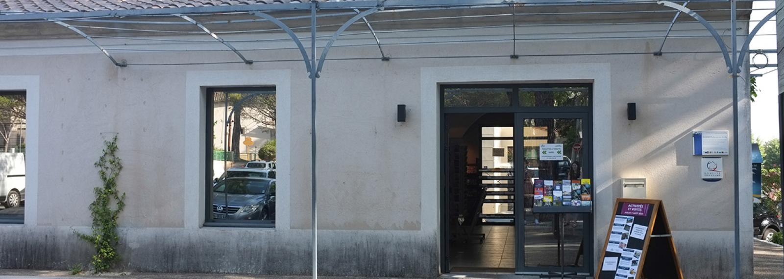 Office de Tourisme Alpilles en Provence à Saint-Rémy-de-Provence