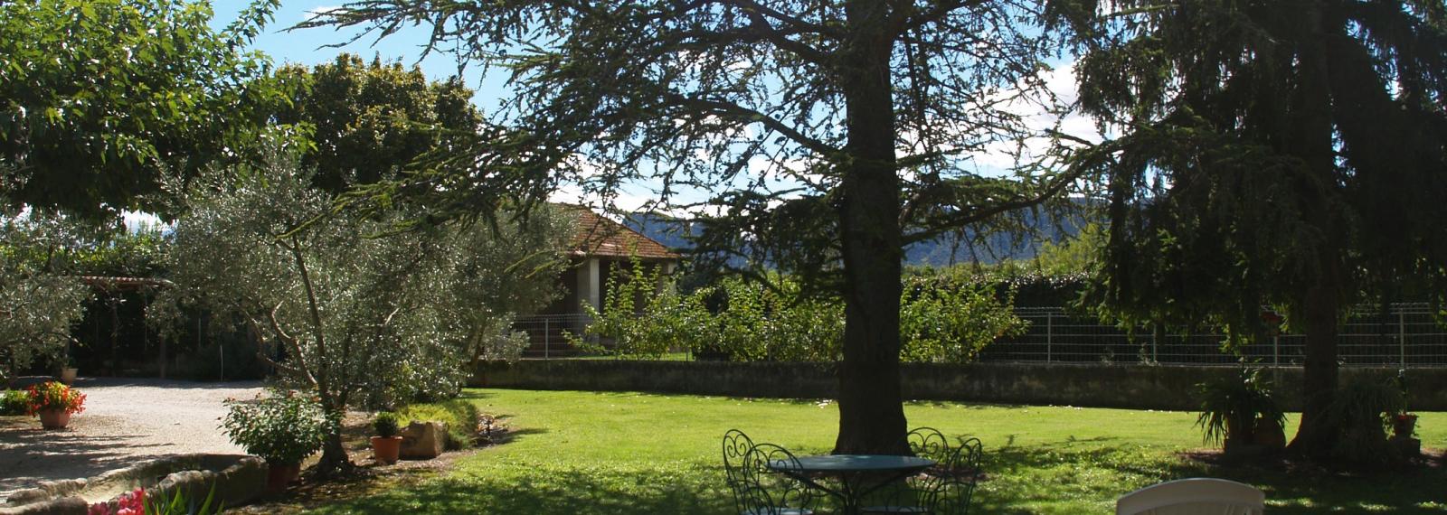 Location saisonnière Les Cyprès à Saint-Rémy-de-Provence