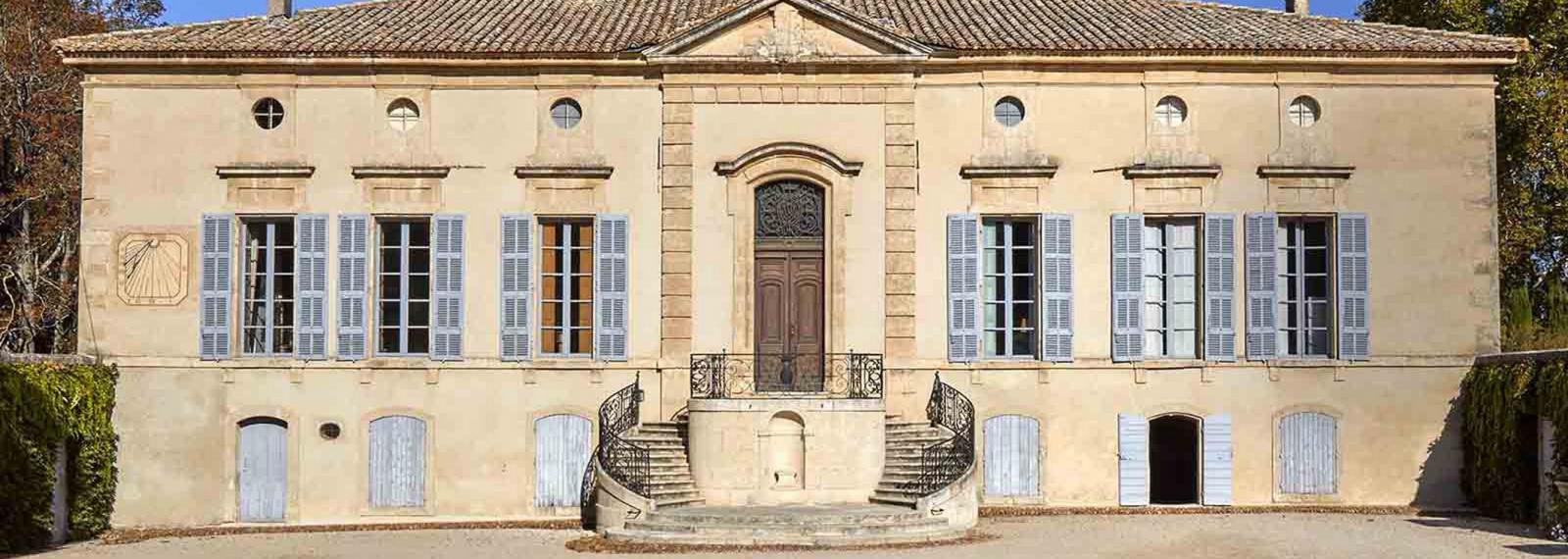 Domaine de Lagoy à Saint-Rémy-de-Provence