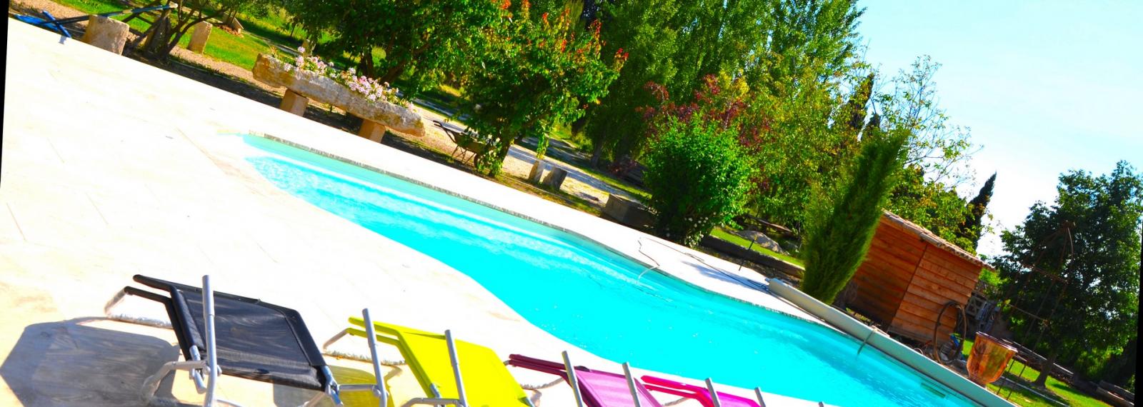 Chambres d'hôtes Bastide Monplaisir à Saint-Rémy-de-Provence