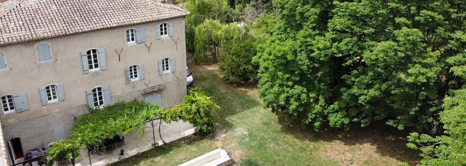 Chambres d'hôtes à Saint-Rémy-de-Provence Domaine de Romanil