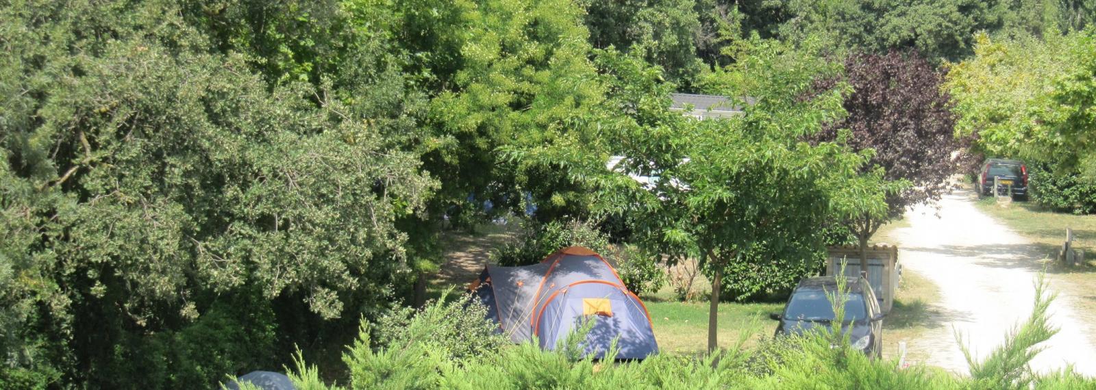 Camping du Vieux Chemin d'Arles