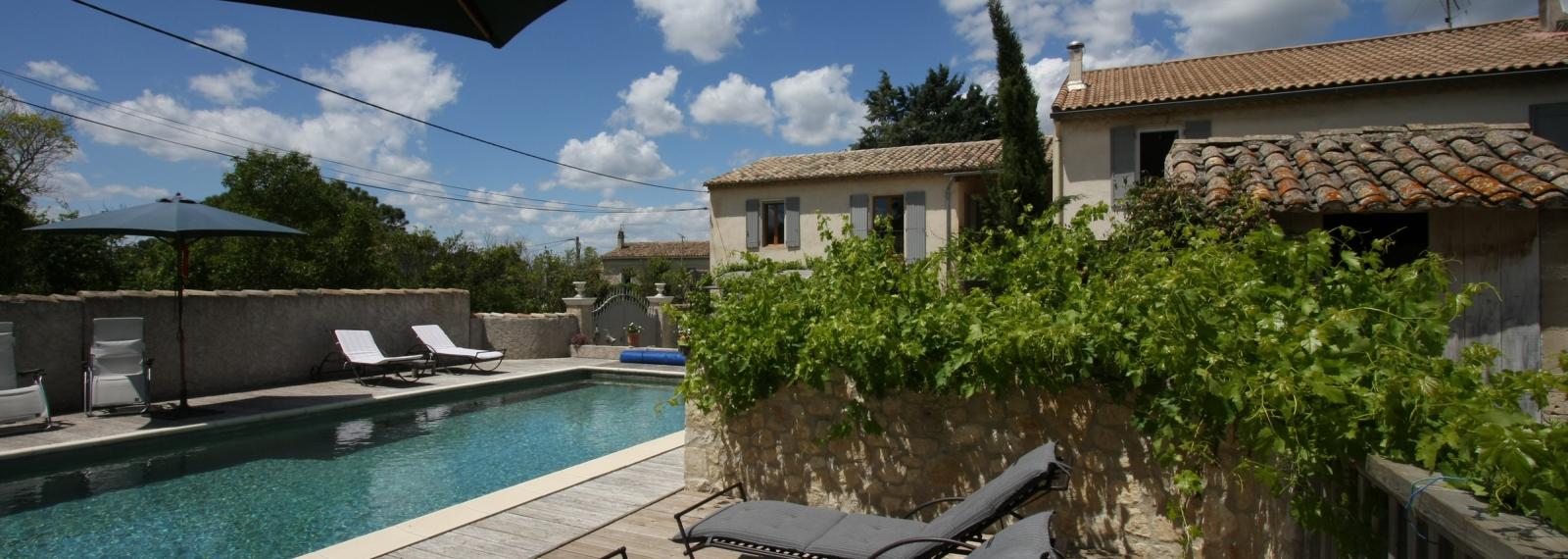 Location saisonnière Mas des Tourterelles à Saint-Rémy-de-Provence
