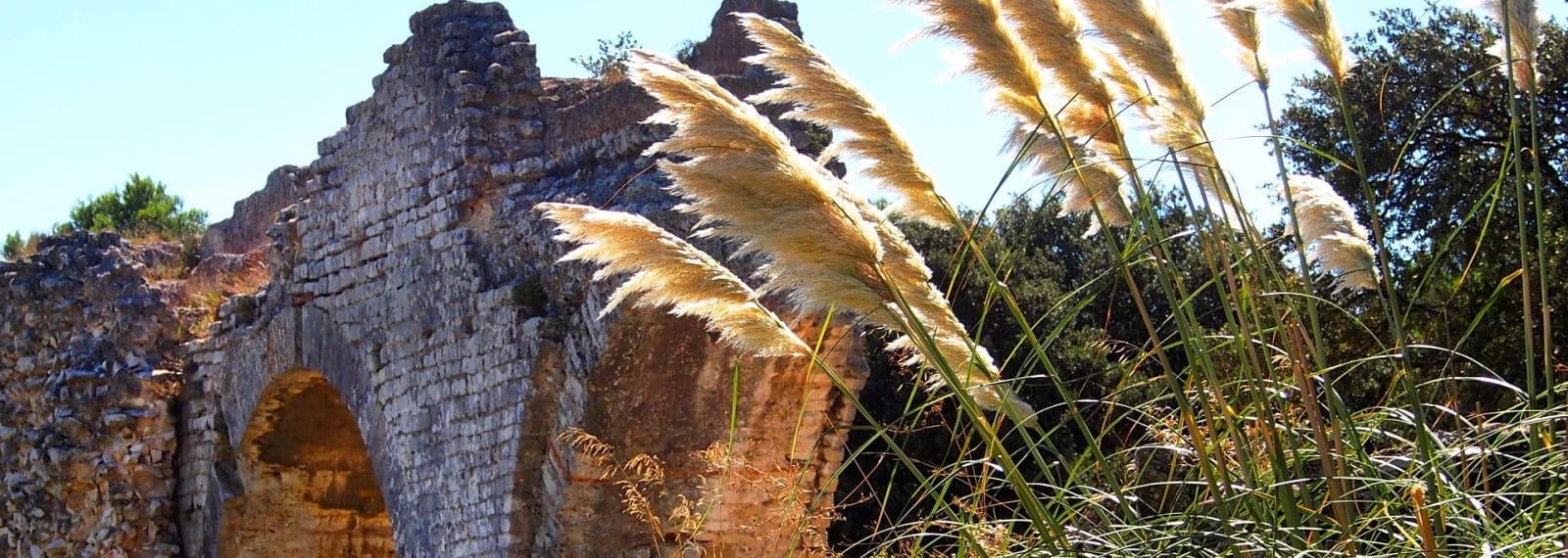 Aqueducs romains de Barbegal