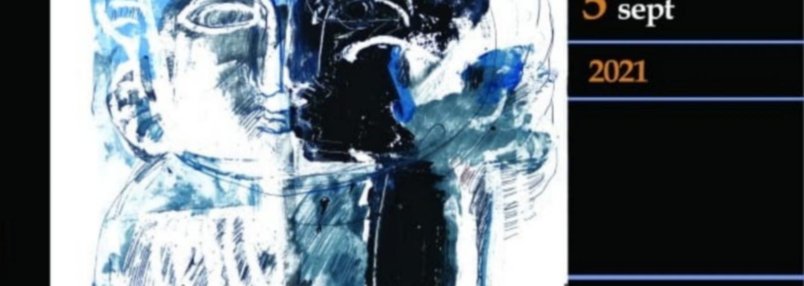 Exposition 'L'étreinte' par Nath Chauve Crepel Fleury