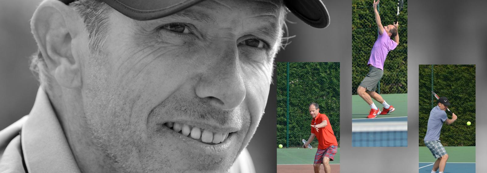 Tennis à domicile à St Rémy de Provence