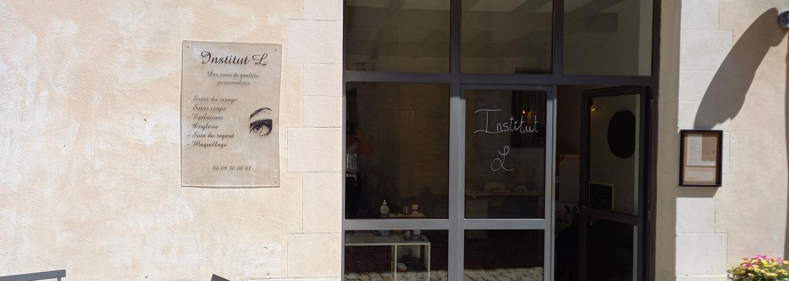 Institut L institut de beauté à Saint-Rémy-de-Provence