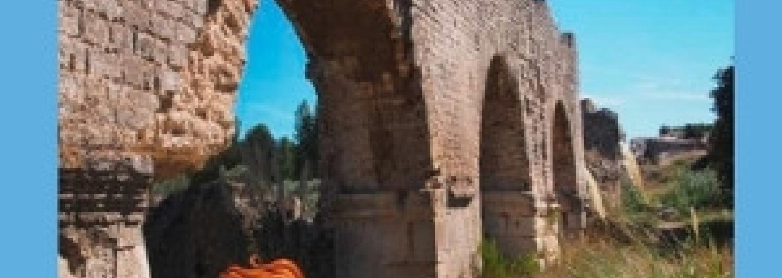 Carnet d'Aventure: en voyage au temps des Romains