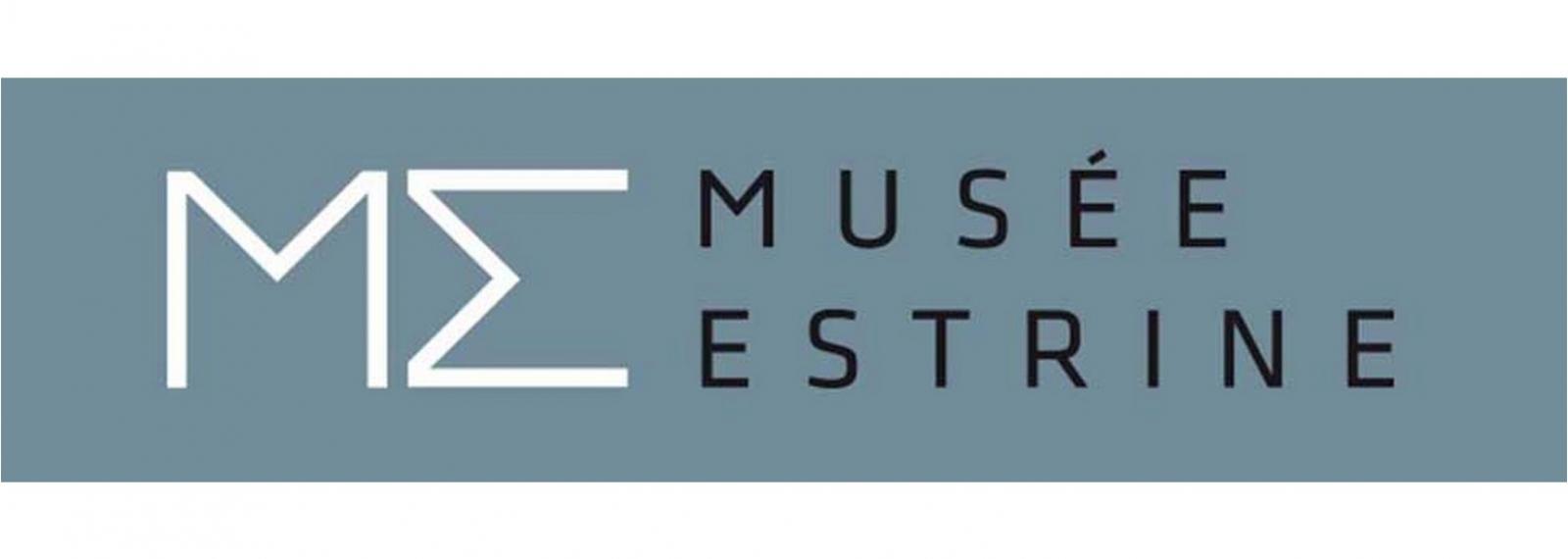 Logo du Musée Estrine
