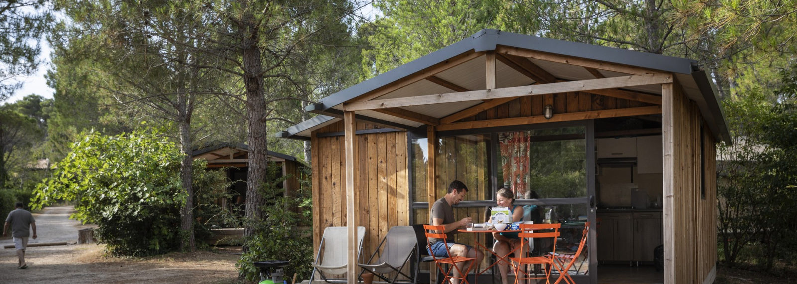 Camping Huttopia Fontvieille
