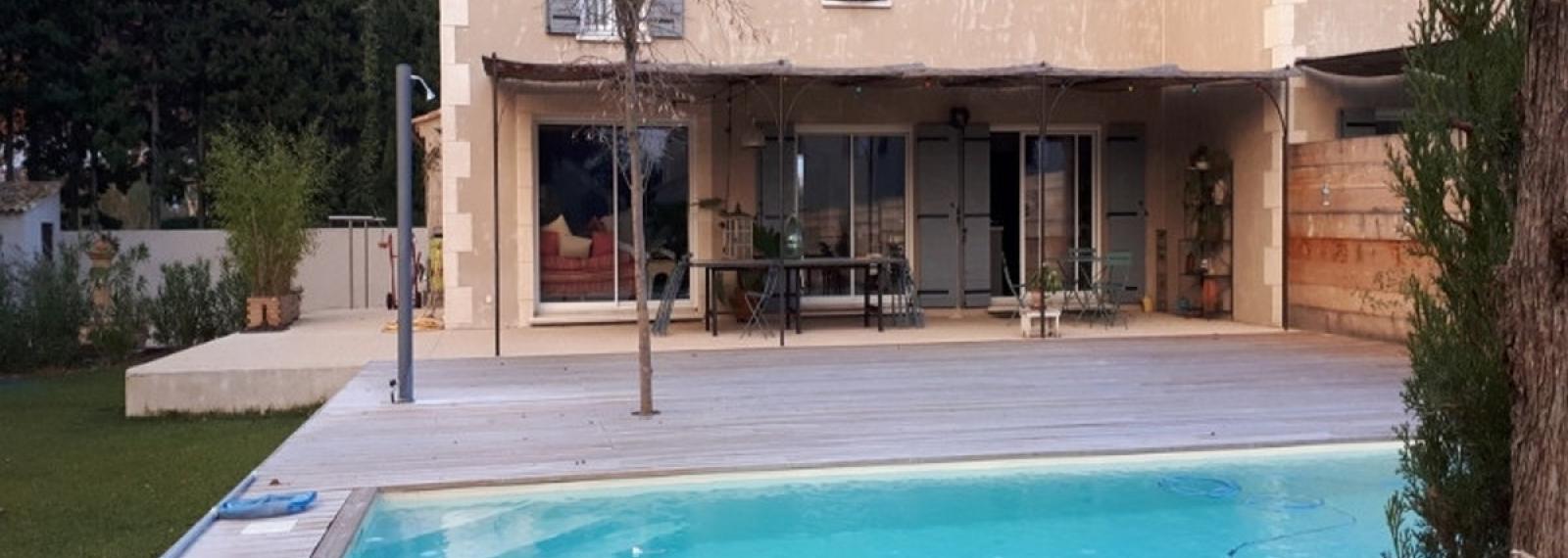 Chambres d'hôtes La Maison des Ocres à Saint-Rémy-de-Provence