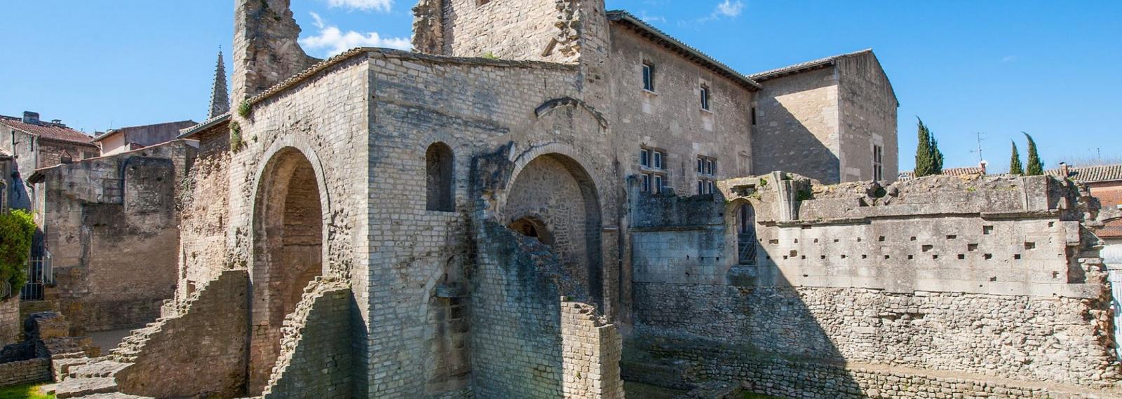 Centre d'Archéologie Antique - Hôtel de Sade
