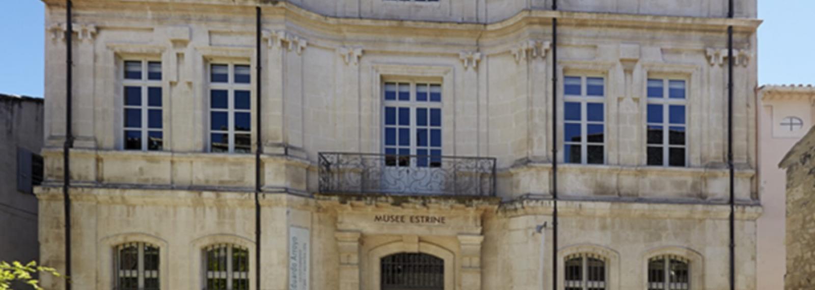 Musée Estrine, Centre d'Interprétation Vincent van Gogh