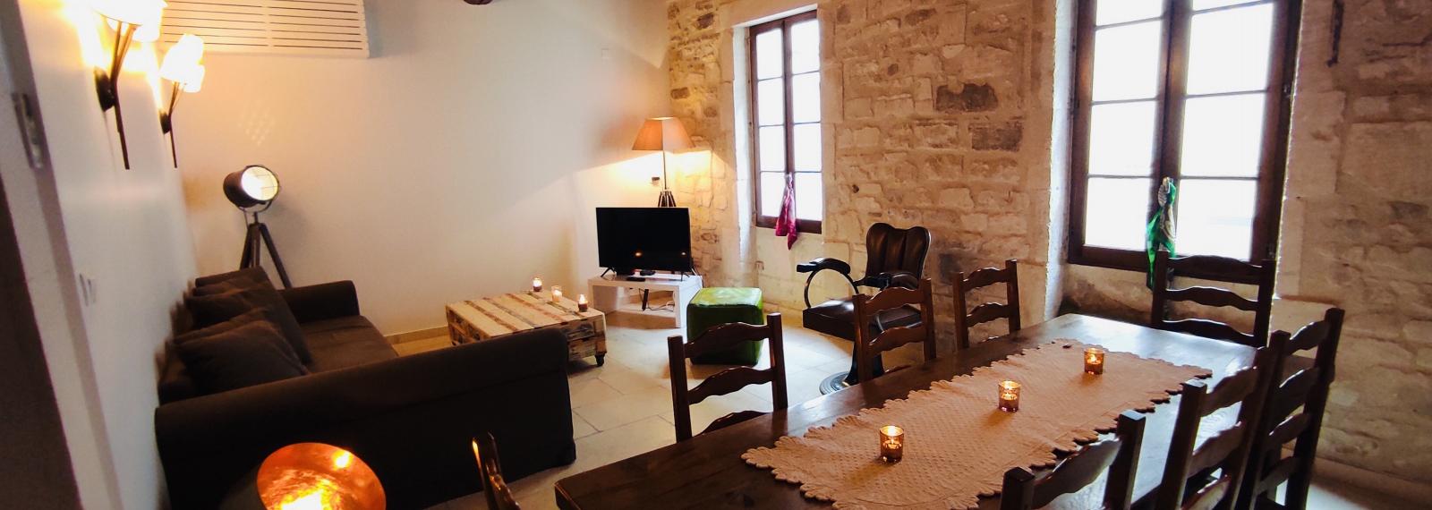 Lousteraph, location saisonnière à Saint-Rémy-de-Provence