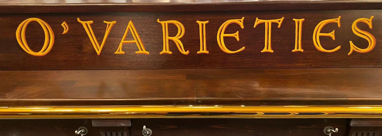 Irish Pub O_Varieties à Saint-Rémy-de-Provence