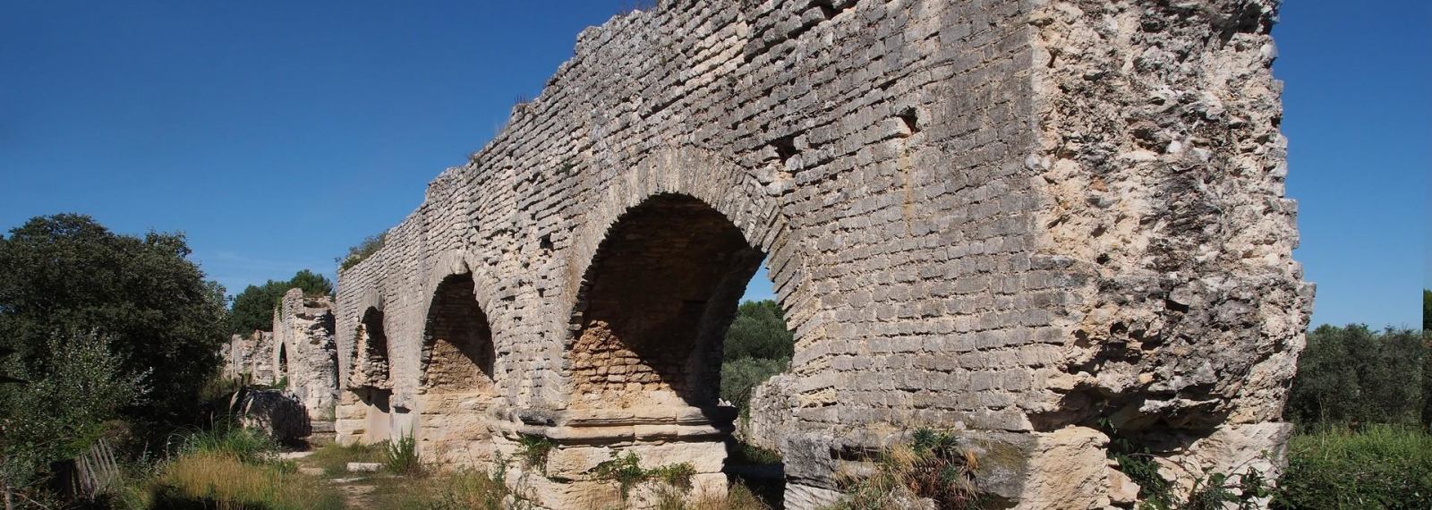 Aqueducs romains de Barbegal