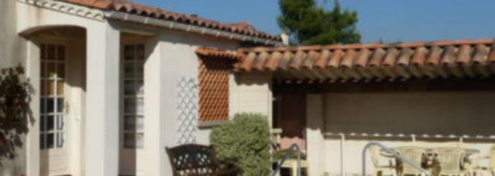 Chambres d'hôtes Jacqueline François à Saint-Rémy-de-Provence