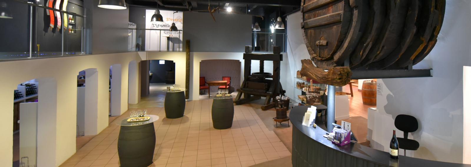 Accords Mets & Vins au Musée du Vin Brotte