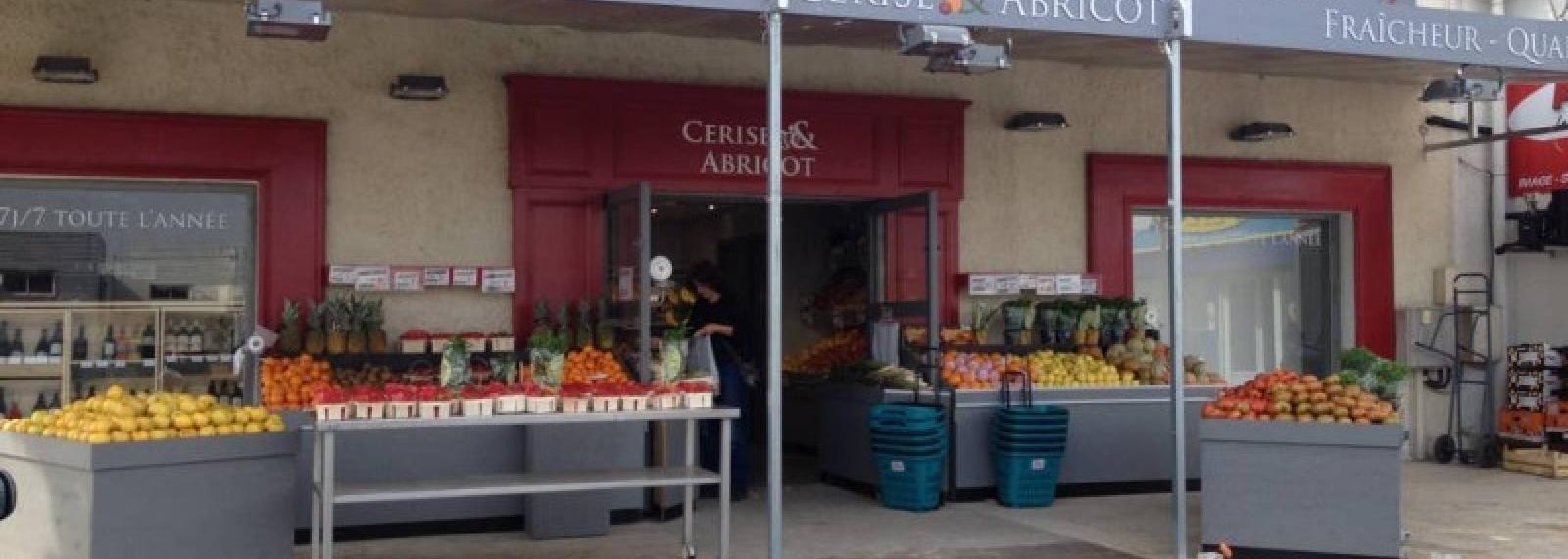 Cerise & Abricot