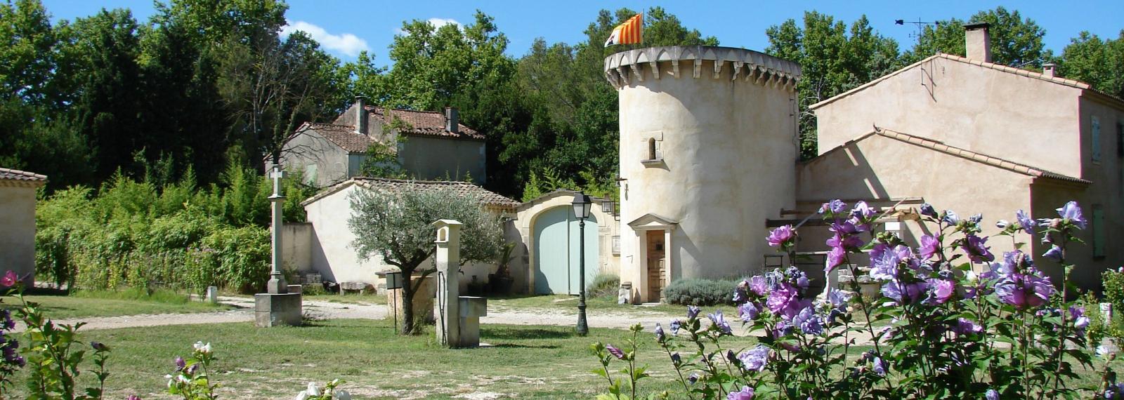 Camping Parc de la Bastide à Saint-Rémy-de-Provence