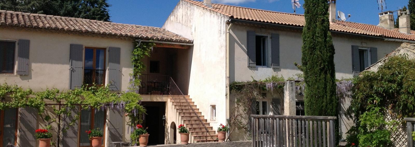Chambres d'hôtes Mas des Tourterelles à Saint-Rémy-de-Provence