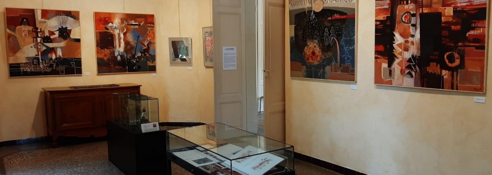 Château de Montauban - Exposition Pierre Cayol