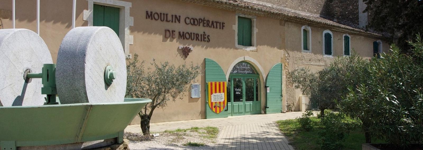Moulin Coopératif de Mouriès