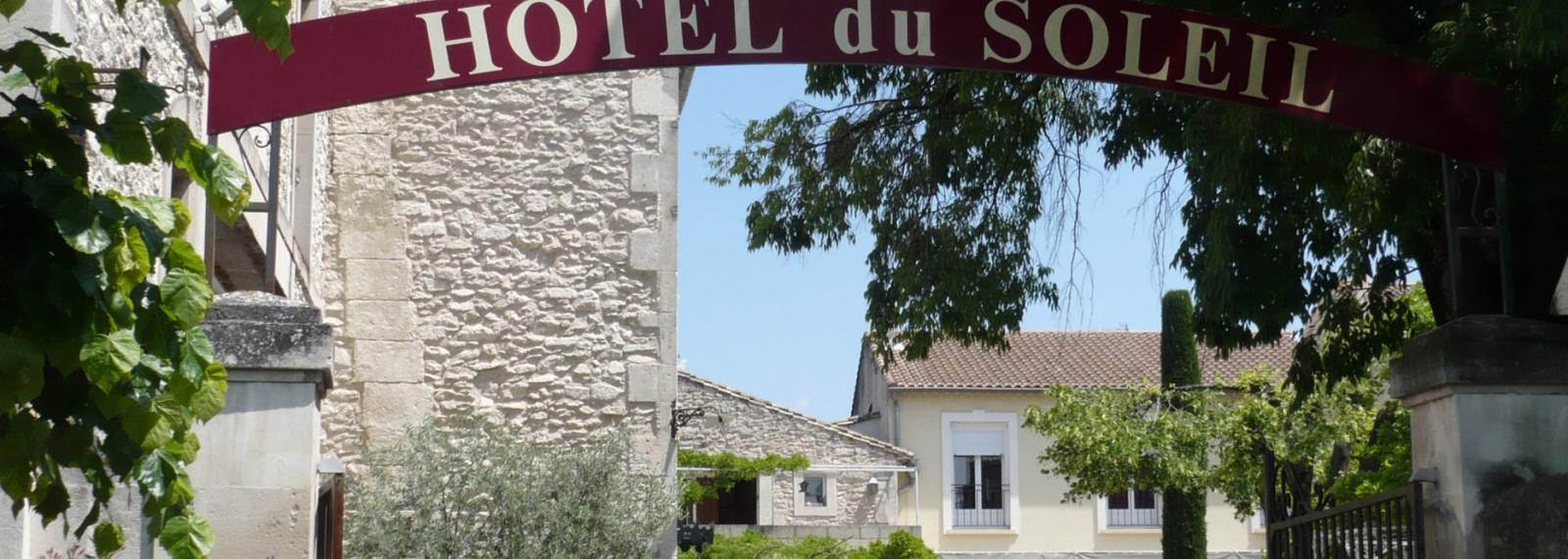 Hôtel du Soleil et Spa à Saint-Rémy-de-Provence