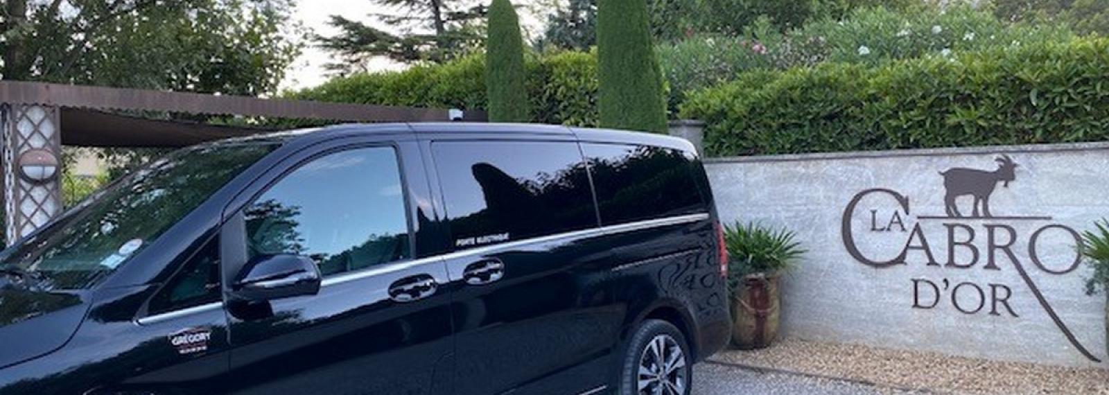 VTC Chauffeur Privé Provence