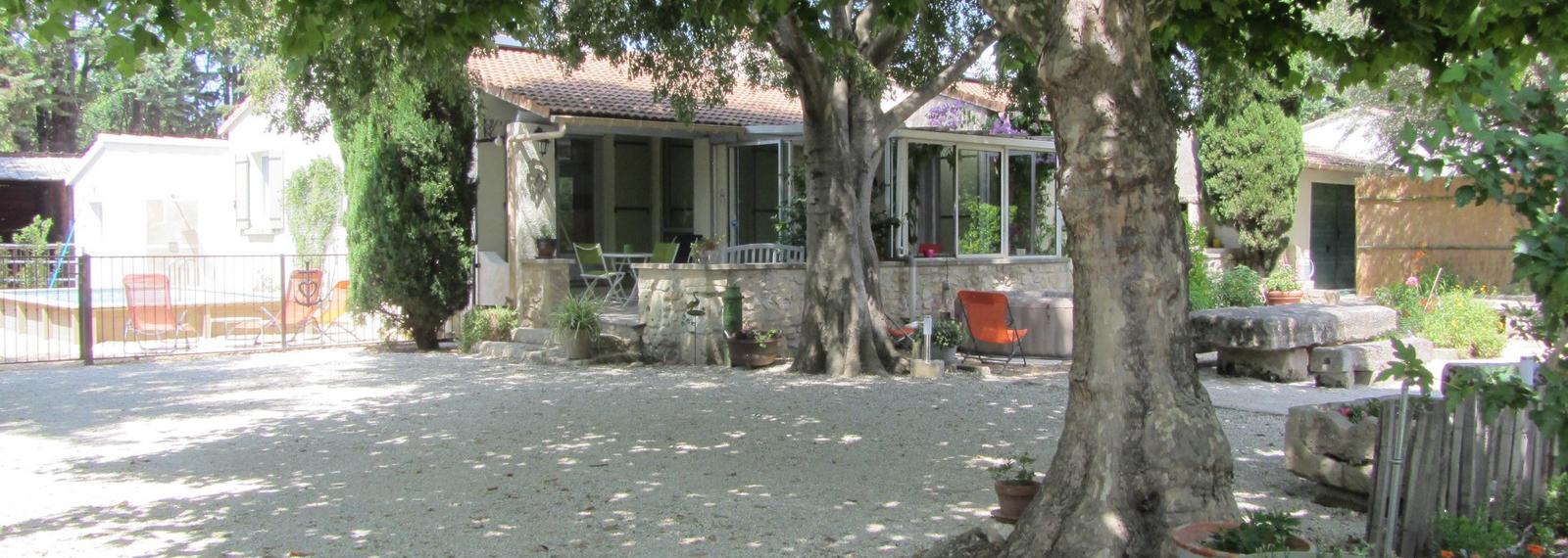 Location saisonnière Bernadette et Claude Gibelin à Saint-Rémy-de-Provence