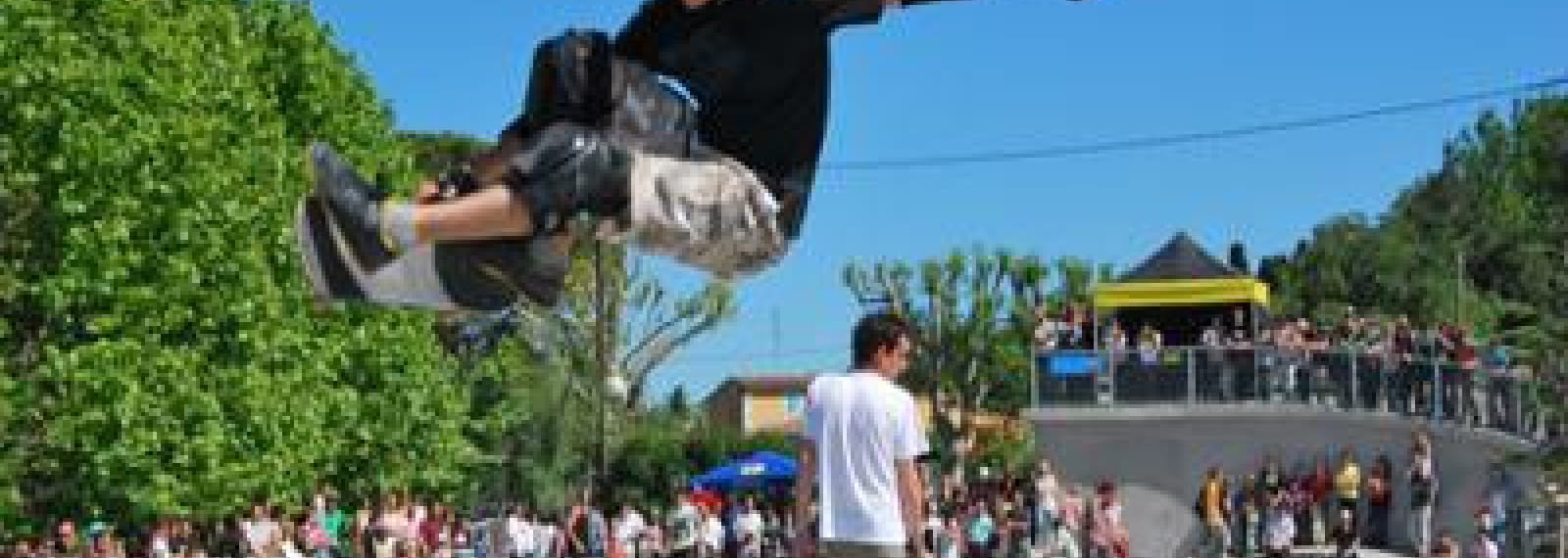 La Crau-Pole (équipement sportif polyvalent)