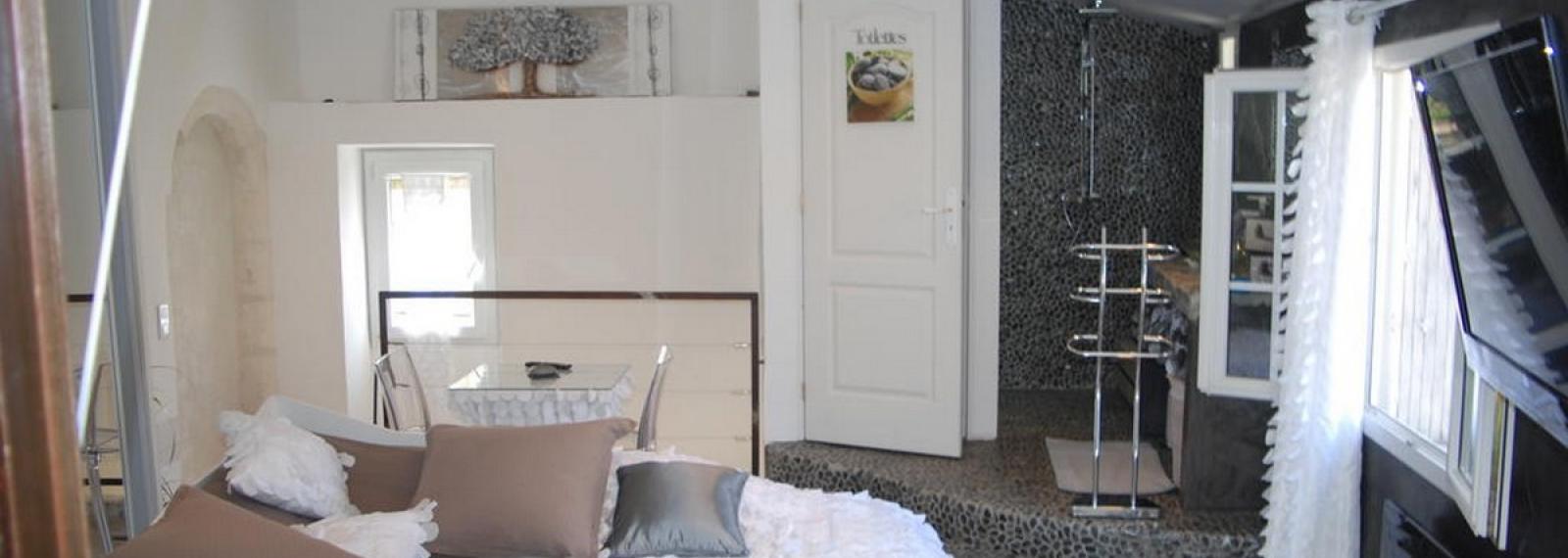 Chambres d'hôtes Les Chambres de Naevag à Saint-Rémy-de-Provence