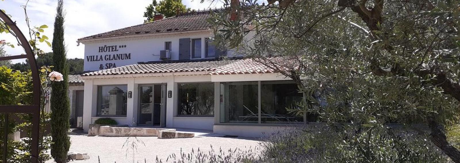Hôtel Villa Glanum & spa à Saint-Rémy-de-Provence