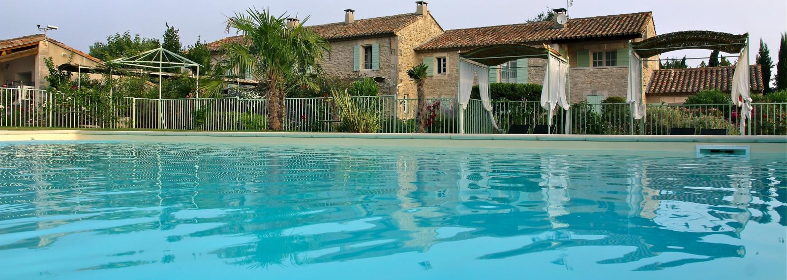 Chambres d'hôtes Mas des Figues à Saint-Rémy-de-Provence