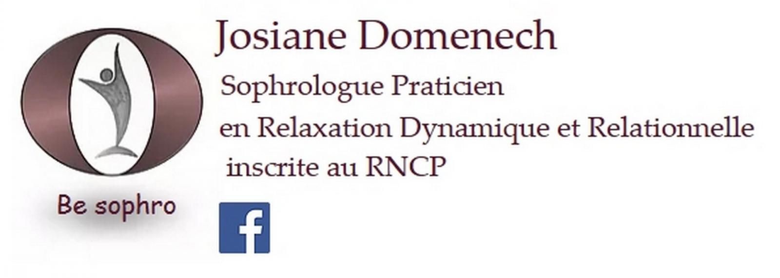 Josiane Domenech Sophrologue