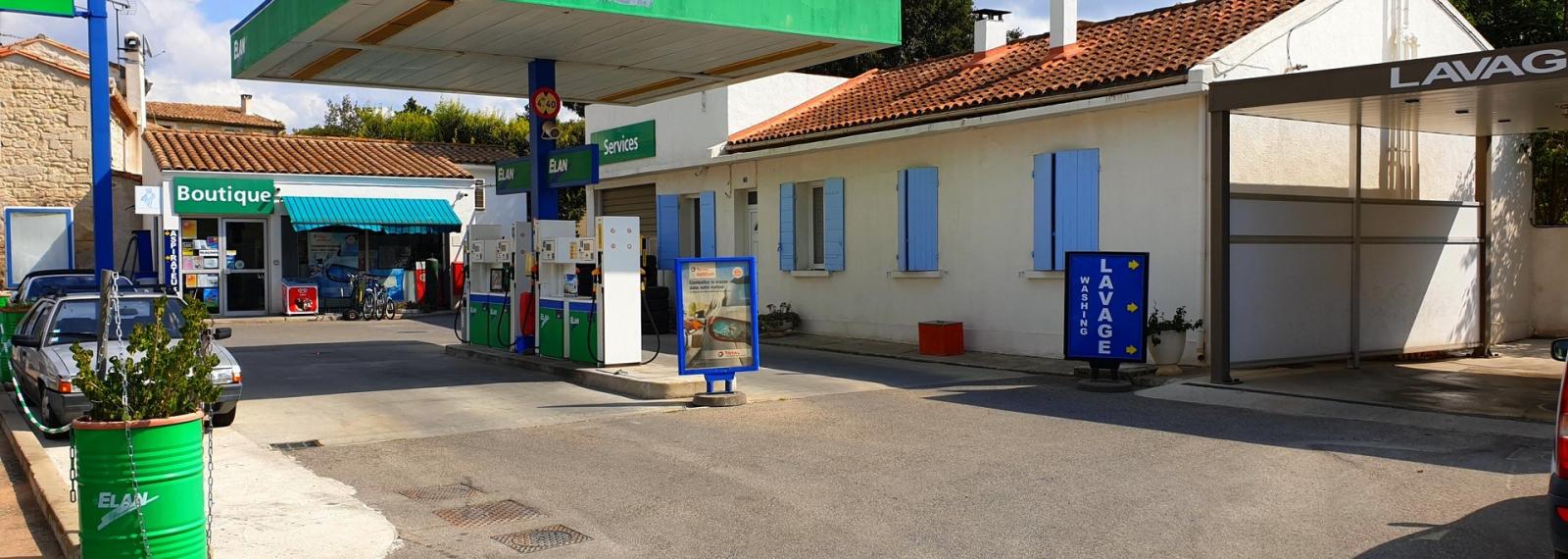 Station Service - Le Lutin des Alpilles