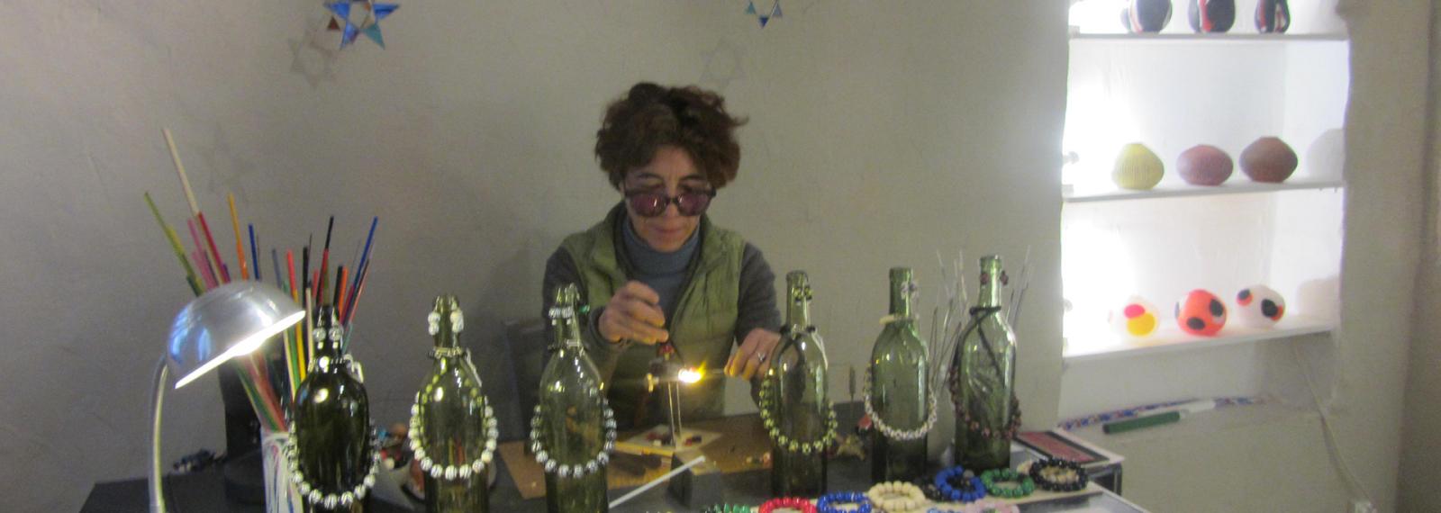 Atelier du Verre - Mélanie Cornu