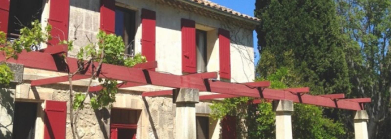 L'Oustalado, location saisonnière à Maussane-les-Alpilles