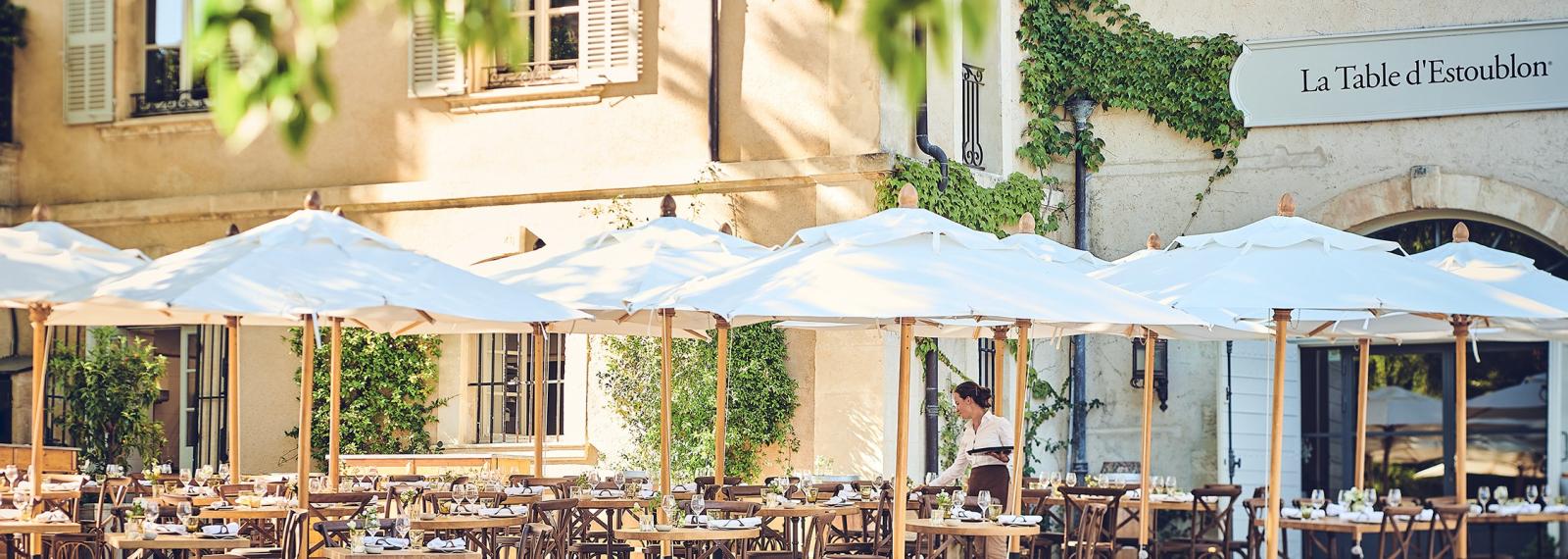 La Table d'Estoublon