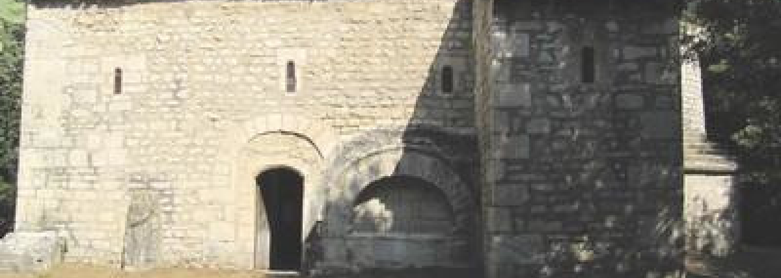 Chapelle Saint Bonnet (Domaine de Lagoy)
