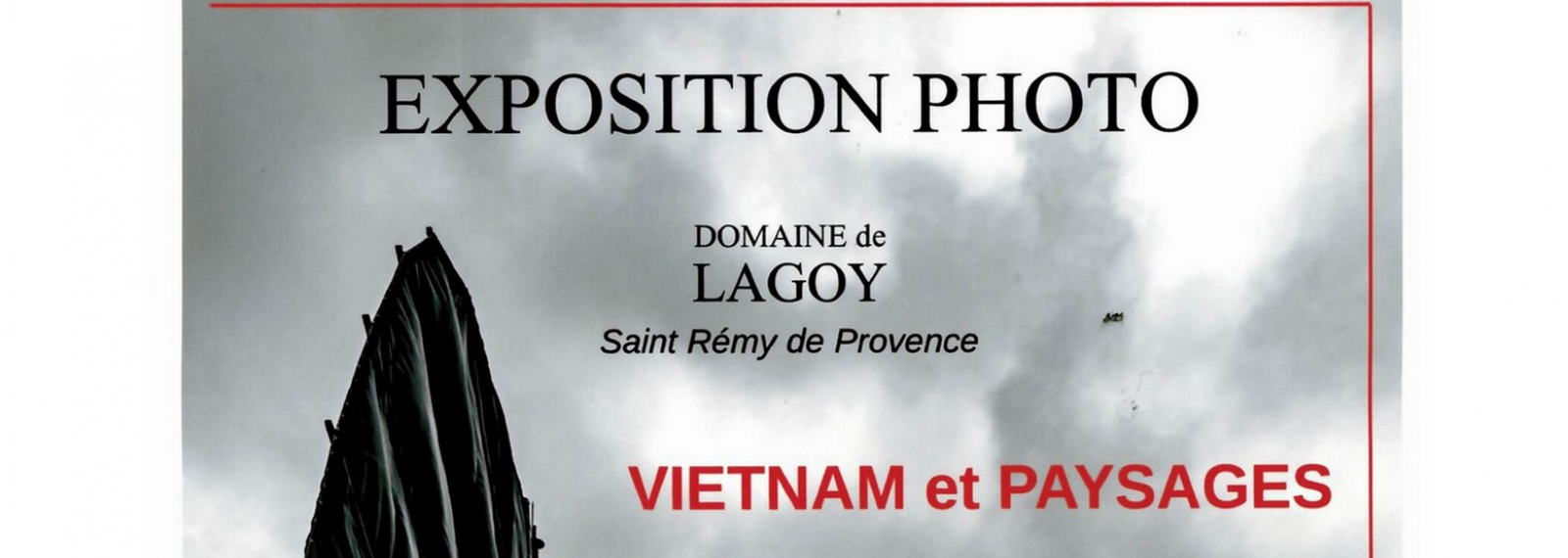 Exposition photo Jean-Marie Collavizza au Domaine de Lagoy