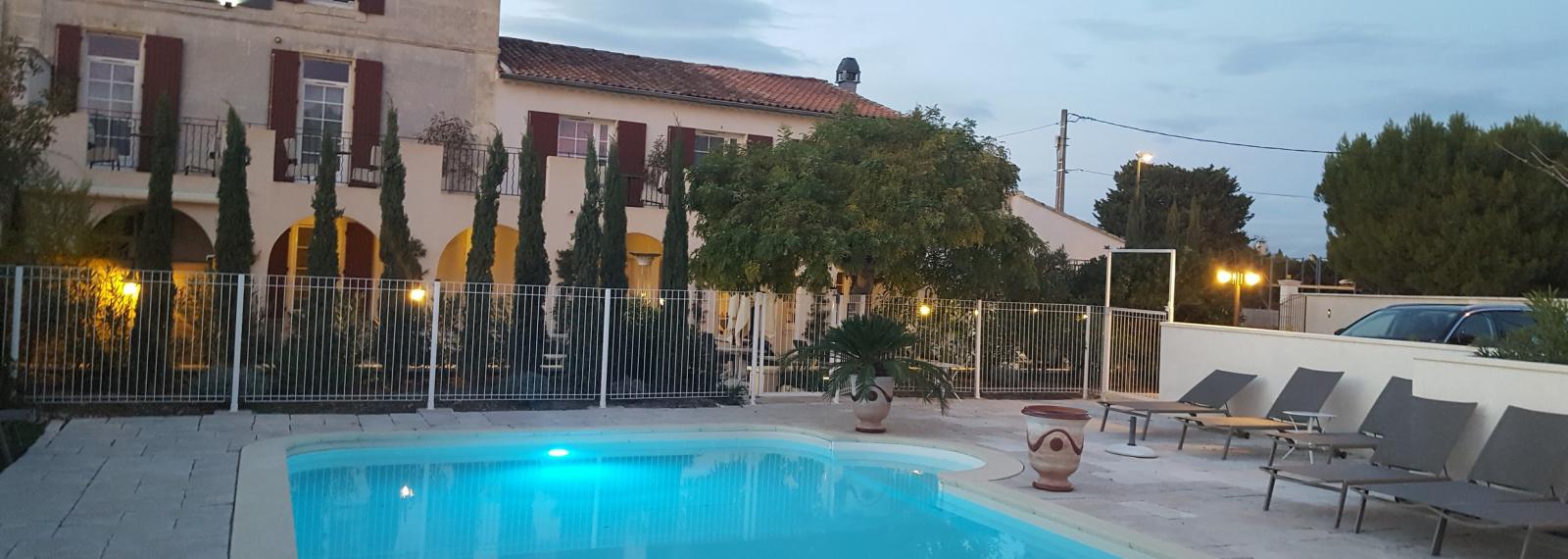 Hôtel le Mas Saint-Joseph à Saint-Rémy-de-Provence