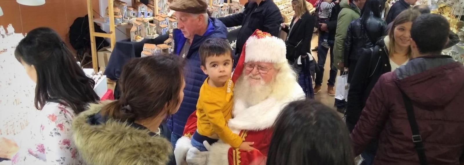 Foire aux Santons et Marché de Noël