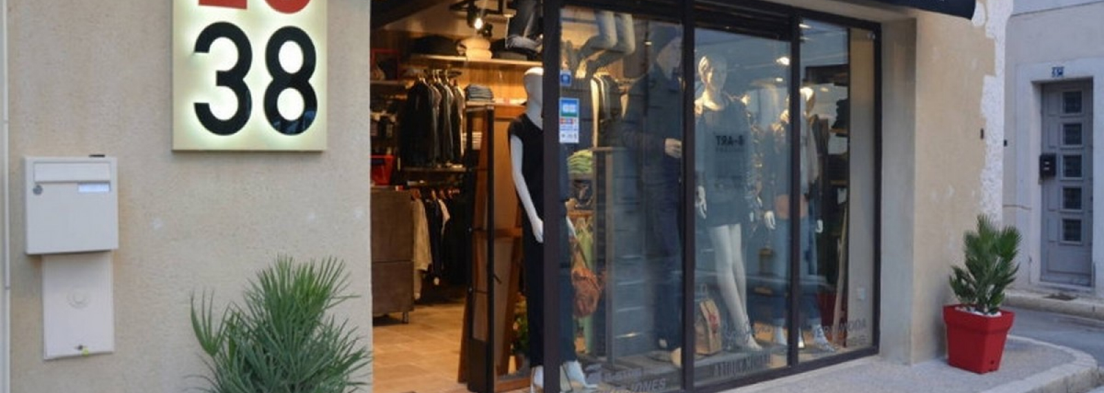 Boutique de vêtements et accessoires