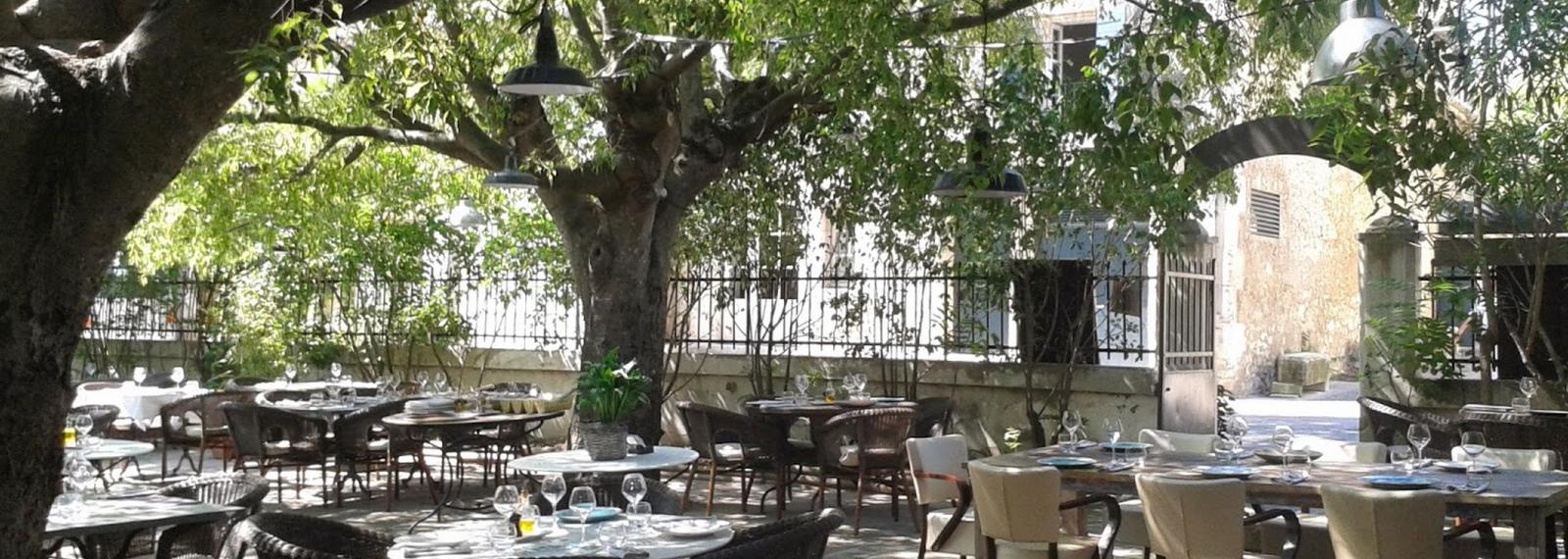 Restaurant le Micoc à Eygalières