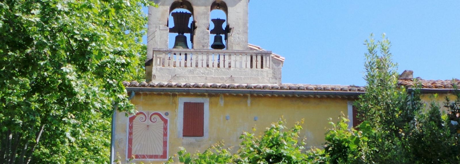 L'église Saint-Martin-de-Castillon