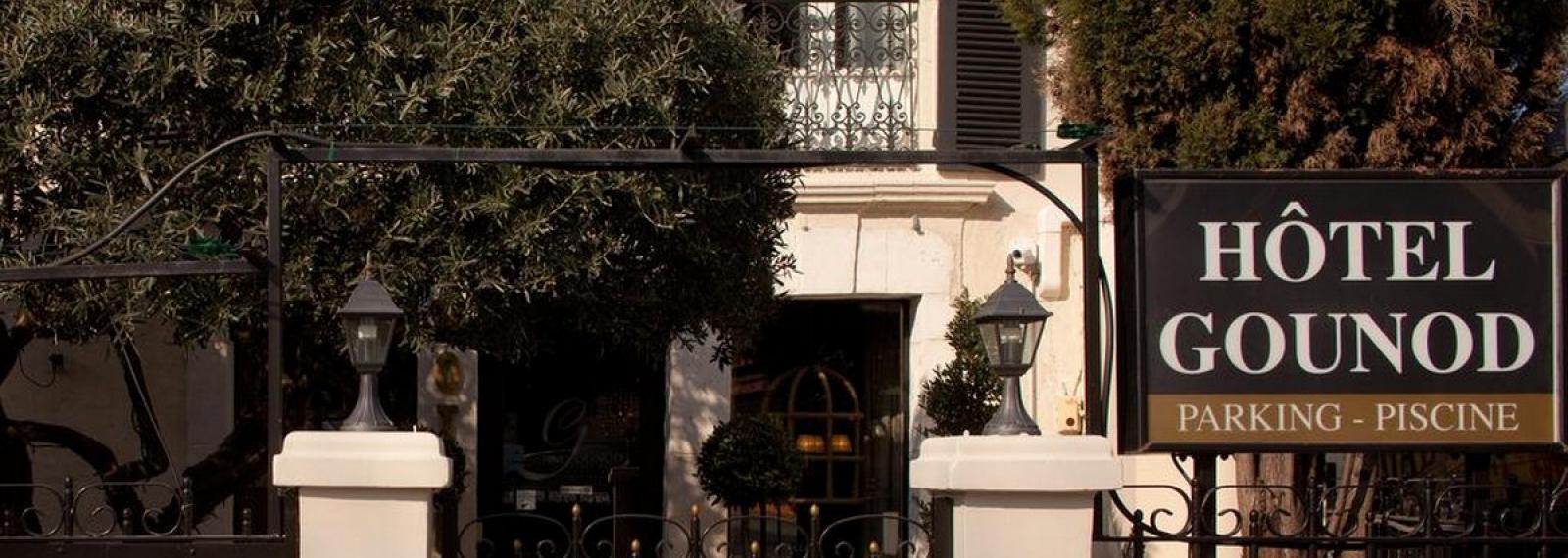 Hôtel Gounod à Saint-Rémy-de-Provence